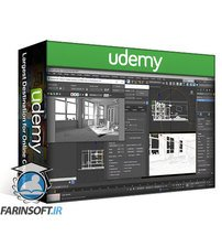 دانلود Udemy 3ds Max Training for Beginners V.2021