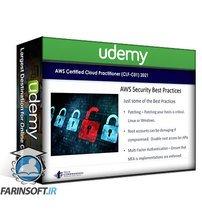 دانلود Udemy AWS Certified Cloud Practitioner Crash Course NEW!