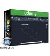 دانلود Udemy Basics of Engineering Drawing + AutoCAD 2021 (2D+3D) Basics