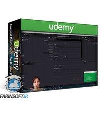 دانلود Udemy Beginner's Guide to Video Editing in DaVinci Resolve 17