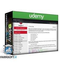 دانلود Udemy Build Modern MEAN Stack Web App