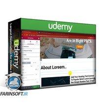 دانلود Udemy Complete Elementor for Beginners 2021 || GET CERTIFICATE.