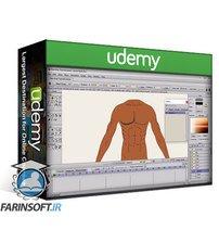 دانلود Udemy Create a Dynamic 2.5D Rig with Body Turn – Moho Anime Studio
