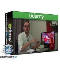 دانلود Udemy Create Your Own Animation Series using Cartoon Animator 4