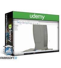 دانلود Udemy Fusion 360 Modeling Course – Power Drill