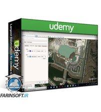 دانلود Udemy Geographical Information System with Arc GIS & Google Earth