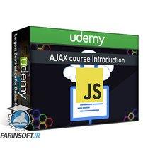 دانلود Udemy JavaScript AJAX 30 Projects Fetch Web APIs JSON coding
