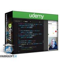 دانلود Udemy JavaScript DOM Modern Interactive Dynamic Web Pages & Games