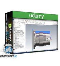 دانلود Udemy Mastercam 2021 CNC Lathe 2X Expert Level Course – Series – 1