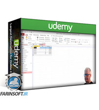 دانلود Udemy Microsoft Access VBA, Design and Advanced Methods Workshop 8