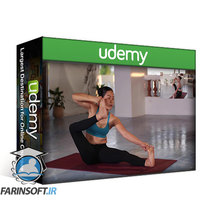 دانلود Udemy P-TAK : Fire Element Hatha Yoga Asana Sequence
