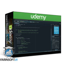 دانلود Udemy Plotly Dash : Interactive mobile friendly python dashboards