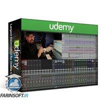 دانلود Udemy ProMixAcademy – Mixing Modern Rock with Bob Marlette