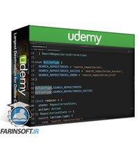 دانلود Udemy React and Typescript: Build a Portfolio Project