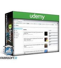 دانلود Udemy React Certification for IT Freshers (with HTML5, CSS3, Js)