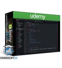 دانلود Udemy React Node Website Development for Beginners