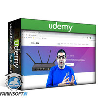 دانلود Udemy Starting a Basic Wireless ISP (WISP) with MikroTik