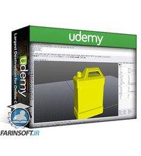 دانلود Udemy Surface Modelling with Rhino 3D V6 ( or V5 ) Level 1 & 2