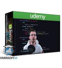 دانلود Udemy The complete Python course including Django web framework!