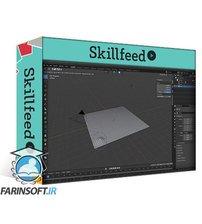 دانلود Skillshare Blender Create 20 Objects Exercise Class