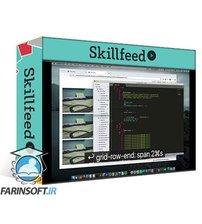 دانلود Skillshare CSS Grid: Fundamentals & Projects