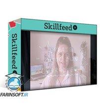 دانلود Skillshare Digital Portrait: Create a Female Character using Procreate