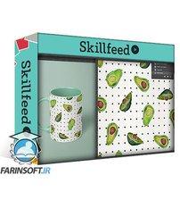 دانلود Skillshare Drawing Seamless Patterns in Procreate + Professional Surface Design Tips