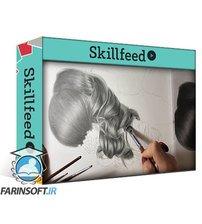 دانلود Skillshare How to Draw Hair with Pencil