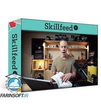 دانلود Skillshare How To Use Books For Endless Video Content & To Start a YouTube Channel Today