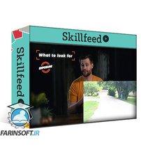 دانلود Skillshare Motion Tracking with Cinema 4D R20 for Beginners