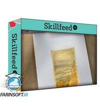 دانلود Skillshare Photographic Embellishments: Printing on Vellum & Gold Leaf