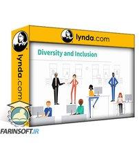 دانلود lynda Inclusive Tech: Retaining Diverse Talent