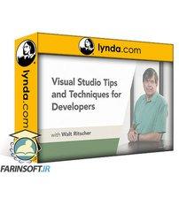 دانلود lynda Visual Studio Tips and Techniques for Developers