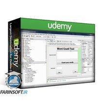 دانلود Udemy 12 Weekend Coding projects for beginners from scratch