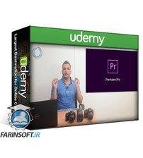 دانلود Udemy Adobe Premiere Pro Video Editing Course for Beginners