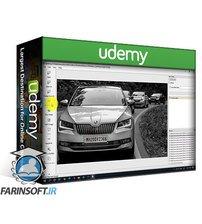 دانلود Udemy Automatic Number Plate Recognition, OCR Web App in Python
