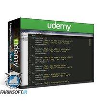 دانلود Udemy Build 10 JavaScript Projects in less than 6 Hours .