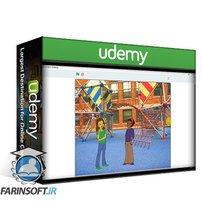 دانلود Udemy Coding for kids: Scratch, Python, Html, Css, Math, Robotics