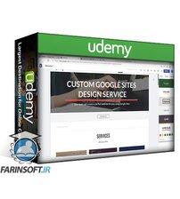 دانلود Udemy Create a Website for Free with Google Sites