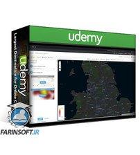 دانلود Udemy Creating Online Dashboards & Story Maps using arcGIS Online