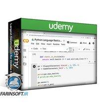 دانلود Udemy Data Mining w/ Python and NumPy – Build a Video Recommender