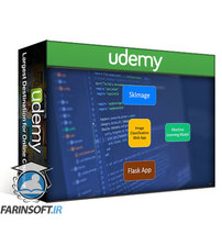 دانلود Udemy Deploy Machine Learning Image processing Flask App in Cloud