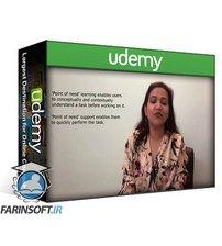 دانلود Udemy Designing MicroLearning for the Evolving flow of Work