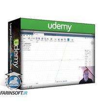 دانلود Udemy Fusion 360 tutorial for CNC machinists