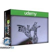 دانلود Udemy Animal Drawing – Draw and Sketch Animal with Pencil