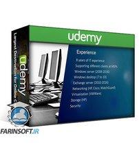 دانلود Udemy Install and Configure Windows Server 2019: get a job in IT