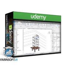 دانلود Udemy Learn Revit®2021 Advanced with Upgraded Actual Projects