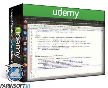 دانلود Udemy Master Reactive MongoDB with Spring WebFlux