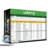 دانلود Udemy Mastering Excel Fundamentals – Excel Beginner Course