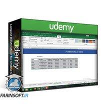دانلود Udemy Microsoft Excel 2021 – Ultimate Introduction to MS Excel